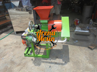 mesin huller kopi kering