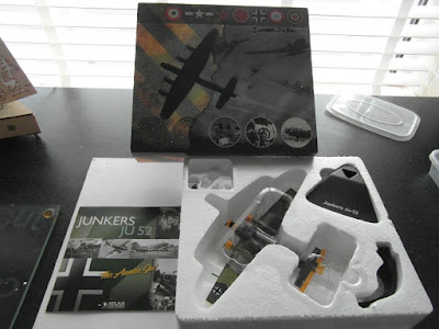 Atlas Editions 1/144 Junkers Ju-52 Transport picture 1