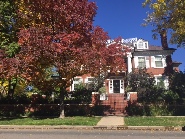 Capital Hill Denver Haunted Homes