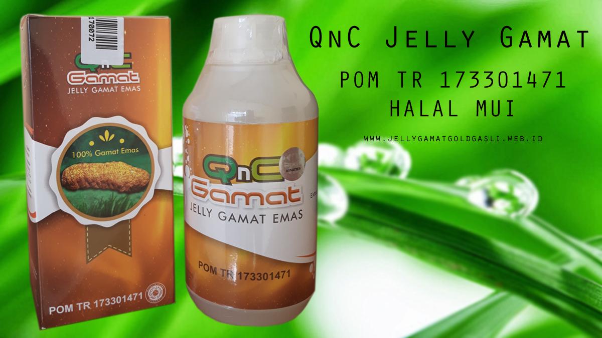 Manfaat Dan Harga Qnc Jelly Gamat Di Apotik Kimia Farma Centuri Asli Berlegalitas Resmi Bpom Ri Tr173301471 Yang