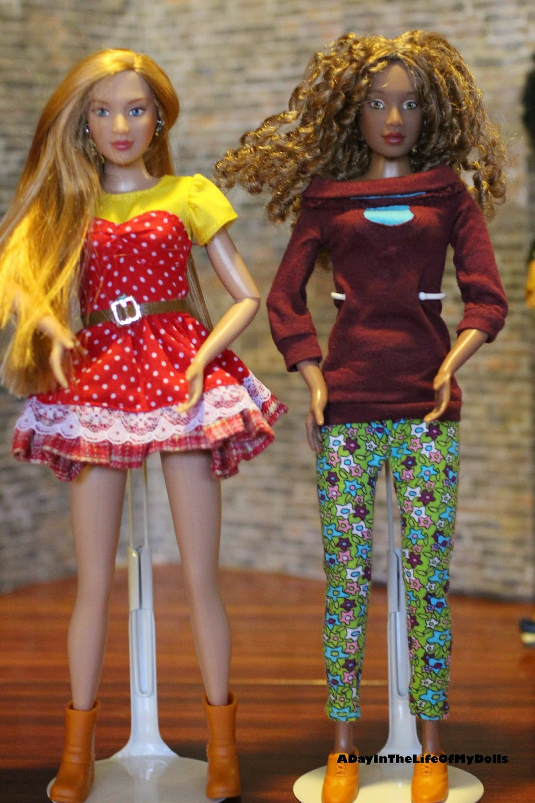 The Dolls Between Us: A Day In The Life Of My Dolls: New Prettie Girls Have Arrived