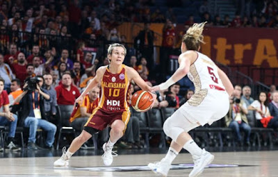 Galatasaray - Reyer Venezia - EuroCup Women Final