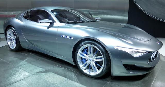 マセラティの新型スポーツカー「アルフィエーリ」には電気自動車バージョンも登場?