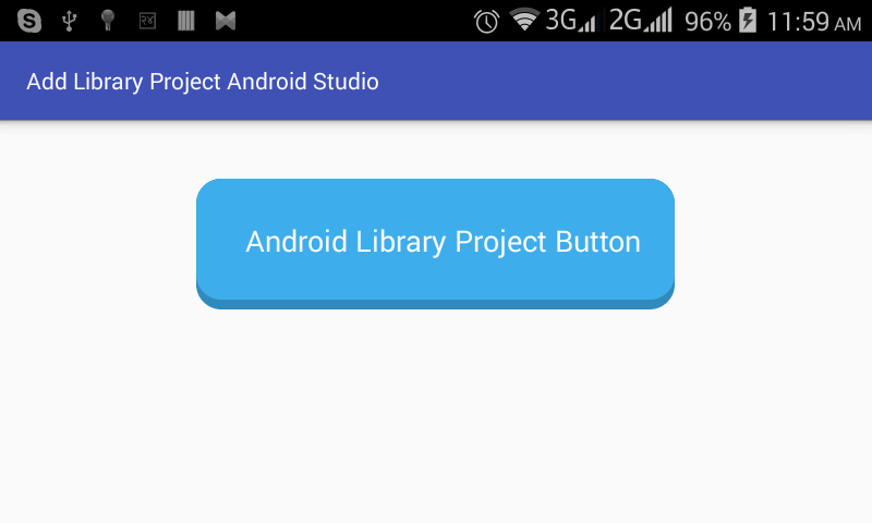 How to Add a Library Project to Android Studio | Viral
