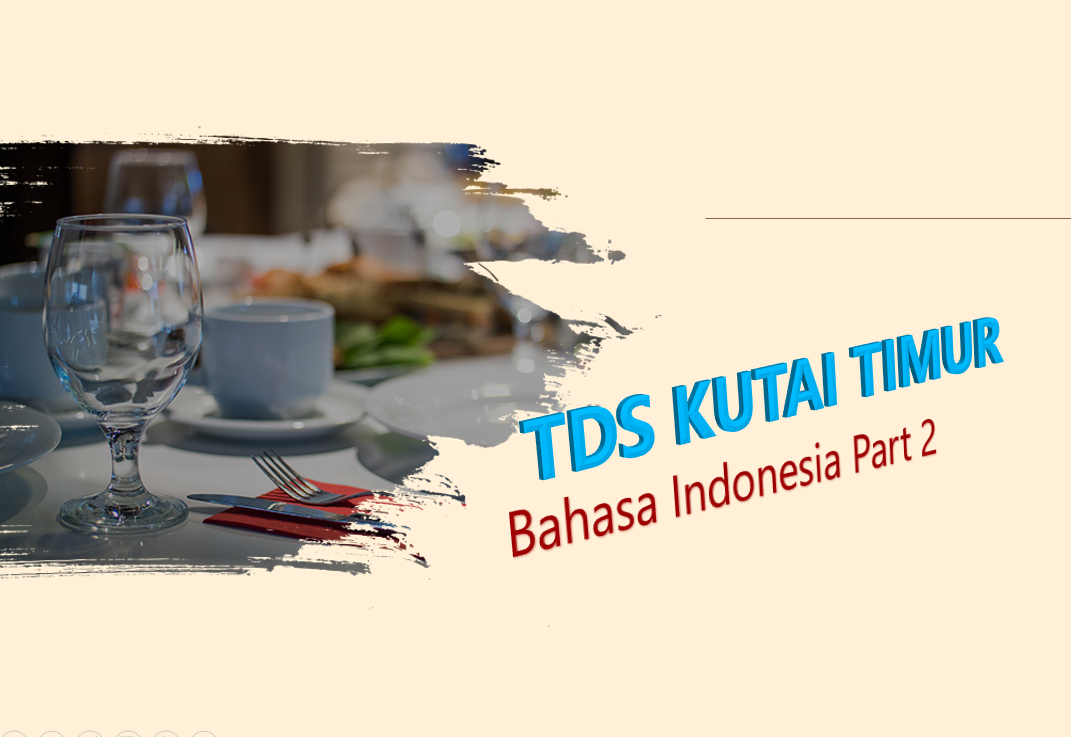 √Paket TDS 2019 Kab. Kutai Timur Bahasa Indonesia Kelas 9 ...