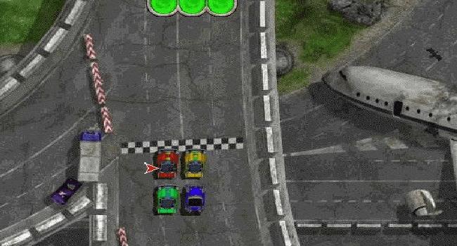 تحميل لعبة السيارات mad cars مجانا للكمببوتر