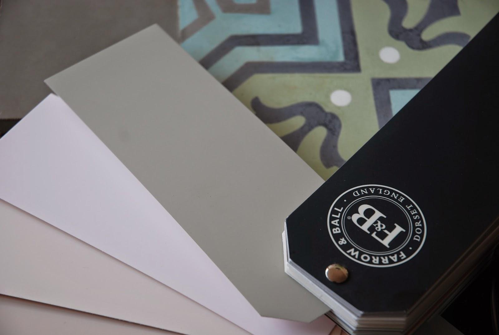 ein bautagebuch englische farben. Black Bedroom Furniture Sets. Home Design Ideas