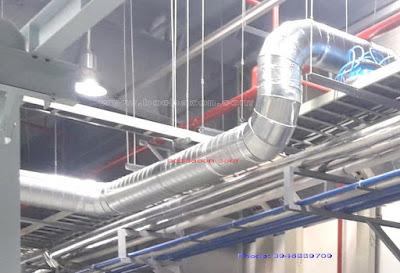Thi công lắp đặt bảo ôn đường ống