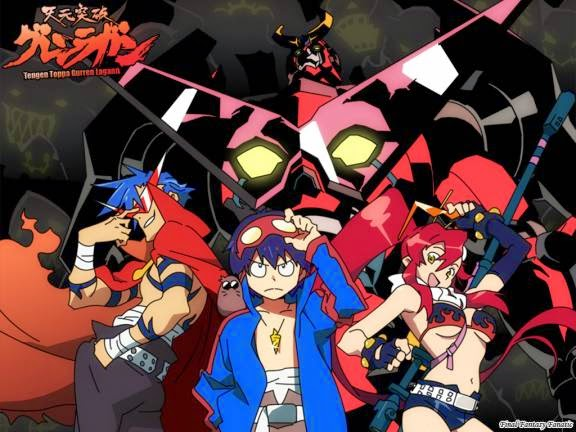 Cartoon Critique: Gurren Lagann Review
