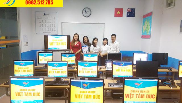 Giảng viên và lớp học với cơ sở hiện đại tại dạy học đồ họa Corel draw tại Bắc Từ Liêm
