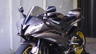 BURSA MOGE BEKAS : Jual Yamaha R6 2007