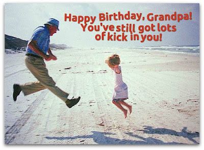 birthday wishes for grandfather in english