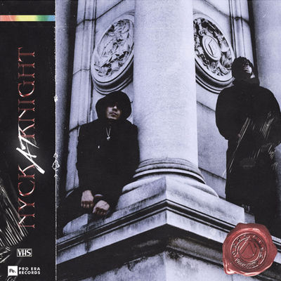 Nyck Caution & Kirk Knight - Nyck @ Knight - Album Download, Itunes Cover, Official Cover, Album CD Cover Art, Tracklist