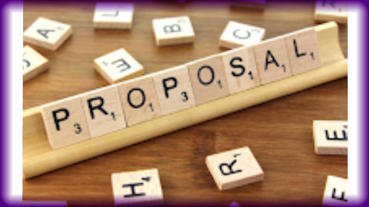 Contoh Dan Cara Bikin Proposal Untuk Kegiatan