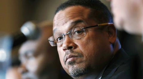 U.S. Rep. Keith Ellison, Vice Chair of DNC, Accused Of Domestic Violence; He Denies It