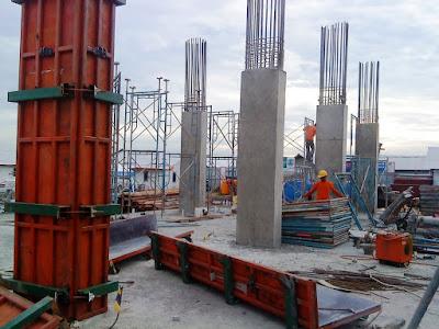 Manfaat Formwork untuk Konstruksi Bangunan