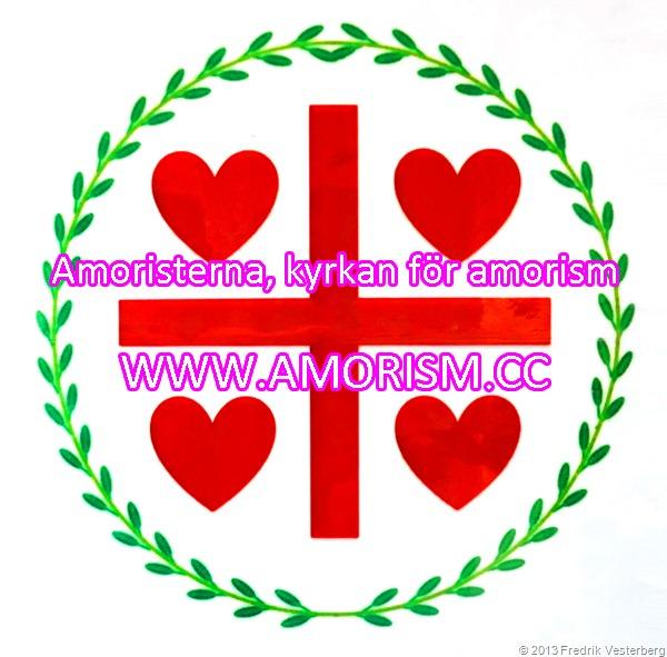 Amoristernas symbol och logotyp