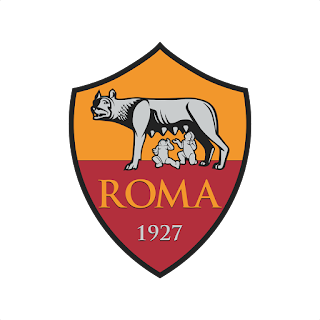 AS Roma Logo vector (.cdr) Free Download