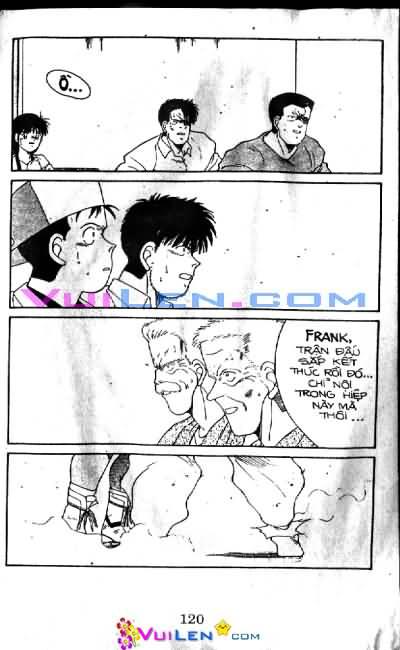 Shura No Mon  shura no mon vol 18 trang 121