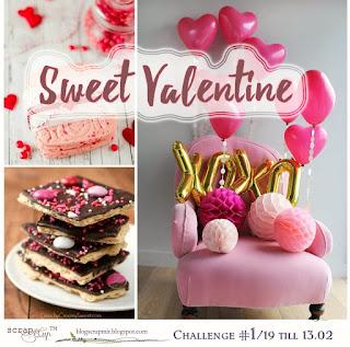 "Задание № 1/19 ""Sweet Valentine"""