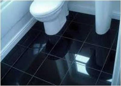Ideas With Dark Tile Floors Elegant