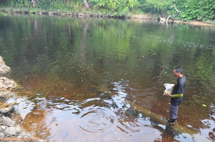 Aktiviti Memancing di Sungai Tahan Dibenarkan Perhilitan Taman Negara Pahang Mulai Mei 2018