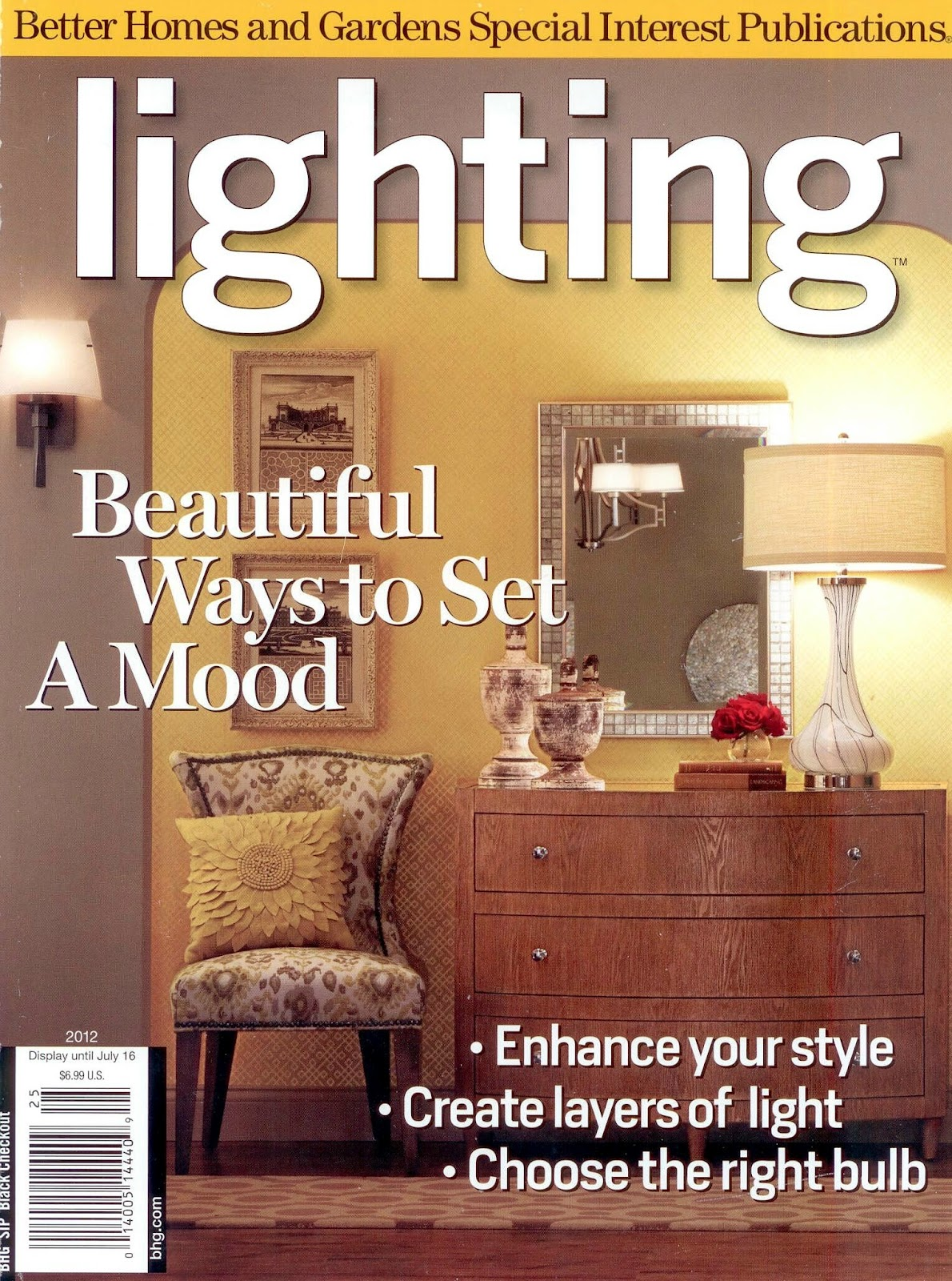Better Homes And Gardens Magazine June 2017 Edition: Dominion Electric Lighting Blog: ALA's Better Homes And