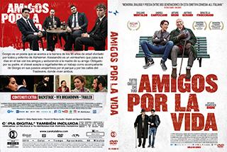 Tutto quello che vuoi - Amigos por la vida - Cover DVD