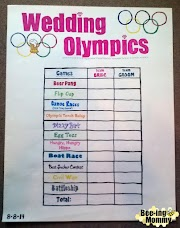 Wedding Olympics aka Beer Olympics
