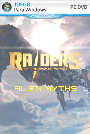 Raiders of the Broken Planet Alien Myths PC Full Español
