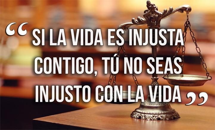 Frases De Justicia Colección 01 Frases De La Vida
