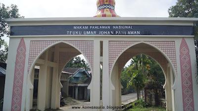 Wisata Sejarah Teuku Umar Di Aceh