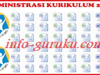 Download Administrasi Kelas 1 2 3 4 5 6 Kurikulum 2013 Terbaru