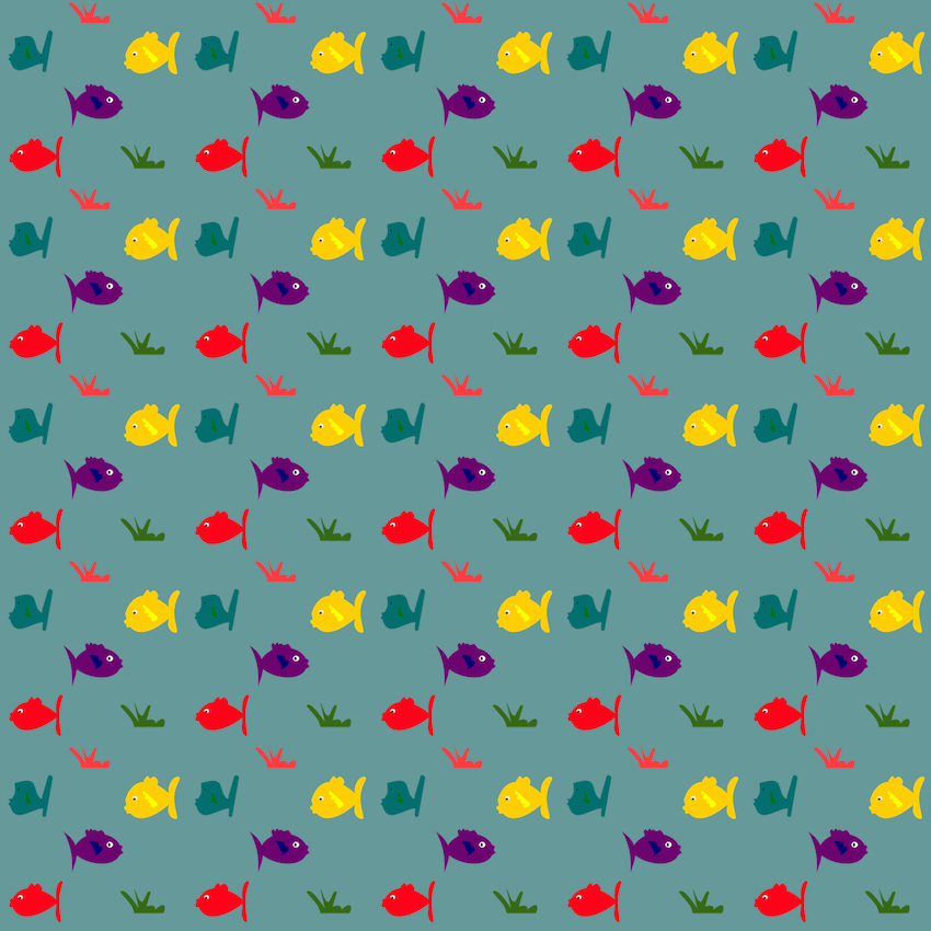 ... digital and printable fish scrapbooking and wrapping papers for you