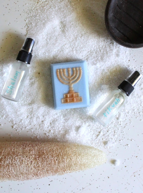 DIY Shalom and Tikvah Mood Spray | Land of Honey