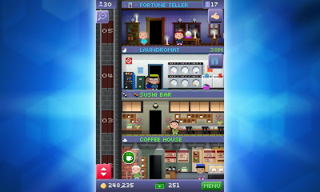 tiny tower on android