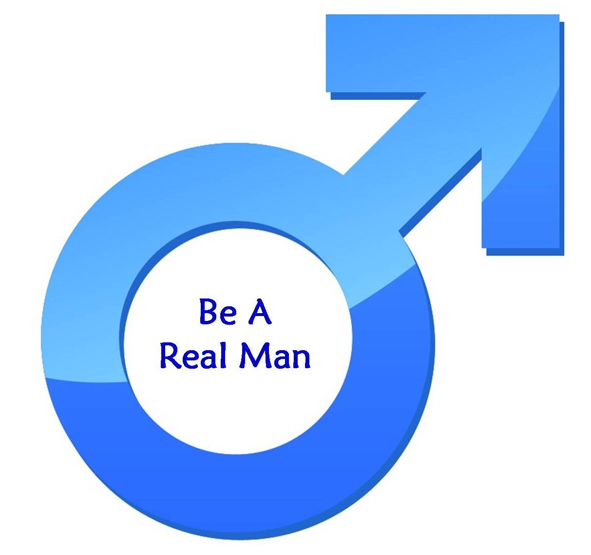 What qualities should a real man have? 73