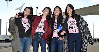 Victoria Secret's set to hit Shanghai show