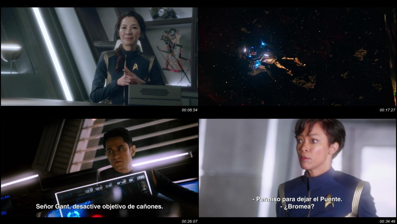 Star Trek: Discovery 2017–