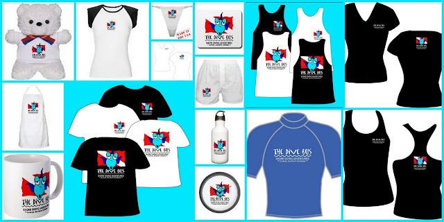 Check out The Dive Bus online store