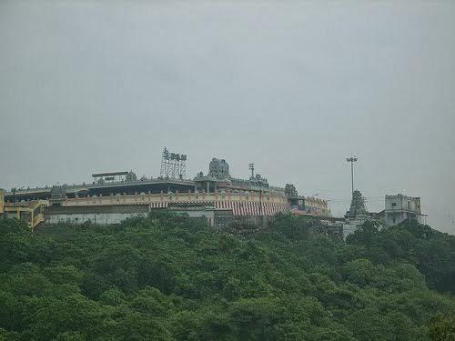 ஆறுபடைவீடு - திருப்புகழ் -தைப்பூசம் ஸ்பெசல்  Tiruttani+temple