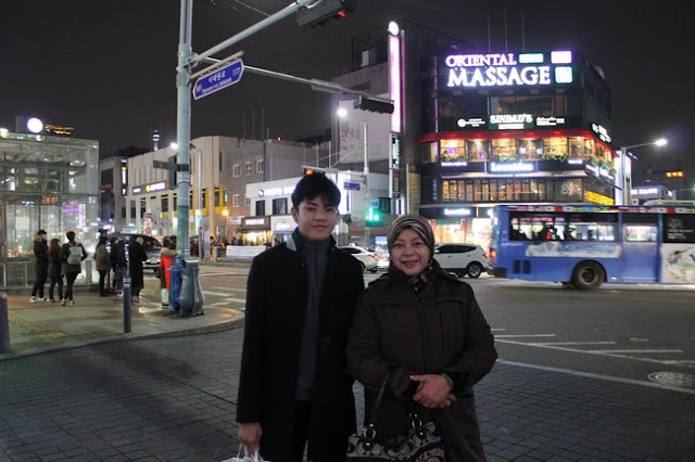 Holiday Korea