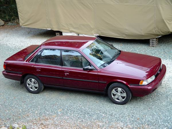 Rare 1991 Toyota Camry All-trac
