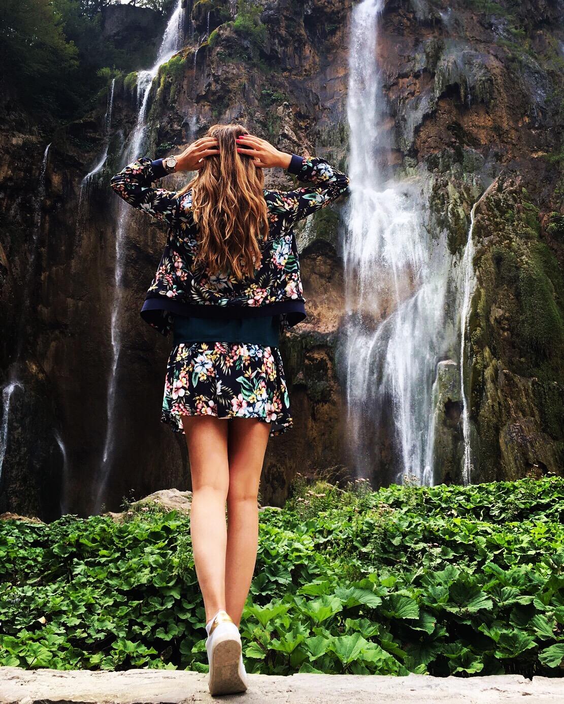 cascada Plitvice