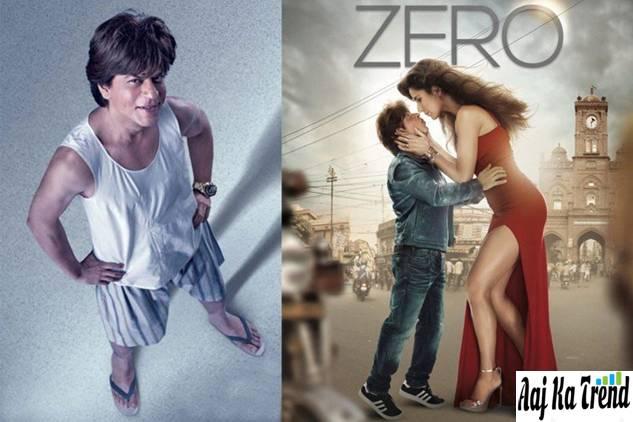 Zero Trailer: यूजर्स बोले-आग लगा देगा बउआ, फिल्म का पोस्टर वायरल होते ही 'जीरो' से हीरो बने शाहरुख