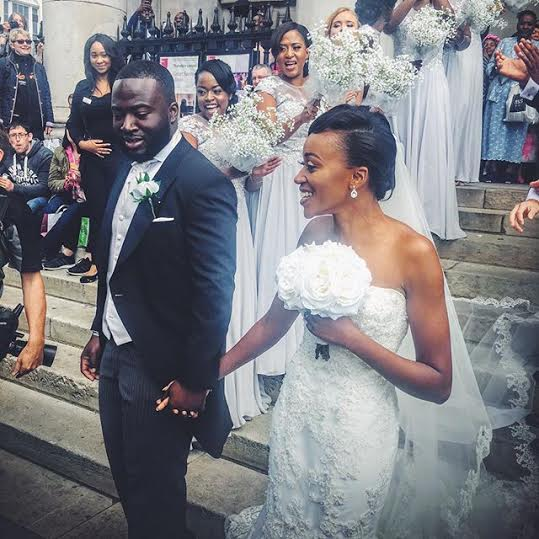 Wedding Altar Dance: God Helped Us To Stay Away From Pre-marital Sex