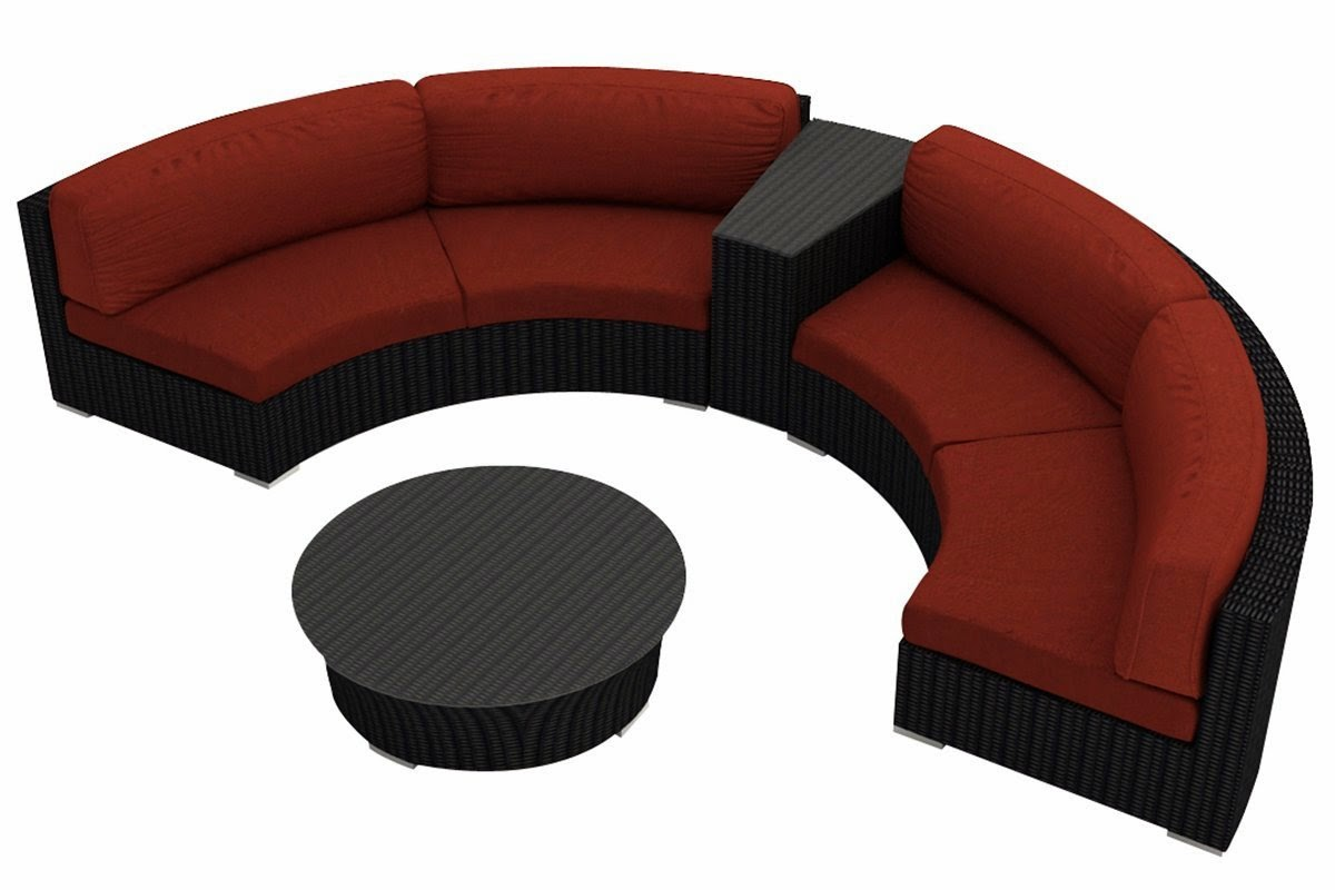 Curved Sofa Furniture Reviews Curved Sectional Sofa Canada