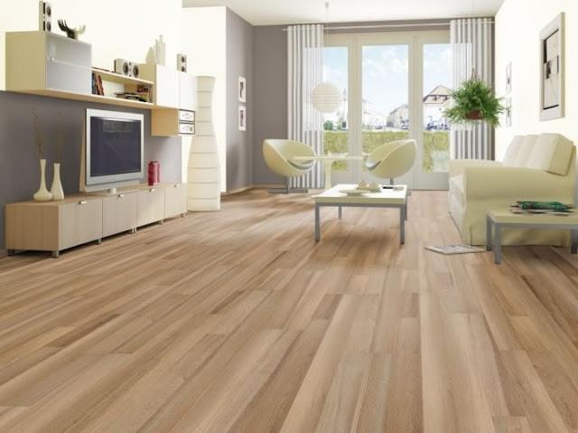 lantai parket awet jika dirawat dengan baik