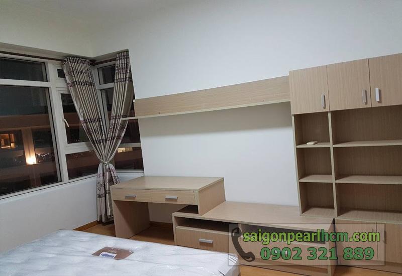 Căn hộ cho thuê Saigon Pearl phòng ngủ chính