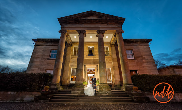 Balbirnie House Hotel Wedding Photography
